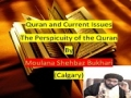 Importance of Quran and Current Issues by Molana Shehbaz Bukhari  Part 1- Urdu