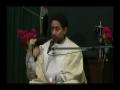 "JASHNE WELADAT Imam Reza""s sister HAZRAT MASOOMA FATIMA (a.s) - Molana Syed Jan Ali Kazmi Pt 2 - Urd"