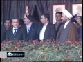 PressTv President Ahmadinejad visits South Lebanon Thu Oct 14, 2010 11:25PM English