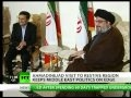 [RT Report] Ahmadinejad visit to Bint Jbeil - 14Oct2010 - English