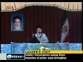 Imam Khamenei Addressing a large crowd Qom Holy City - P2 - 19Oct2010 - English