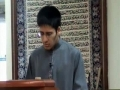 3rd Annual Workshop for Zakiraat - Quran recitation by Hisham Ali - November 2010 1432 - Arabic Urdu