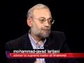 Mohammad Javad Larijani - Interview by Charlie Rose - 26Nov2010 - English