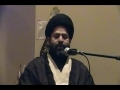 4 Muharram 1432 - Hussain waris e Anbia - Maulana Nafees Taqvi - Urdu