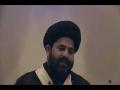 6 Muharram 1432 - Hussain waris e Anbia - Maulana Nafees Taqvi - Urdu