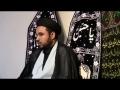 Aza-e-Hussain (as) a way to success - Maulana Zaeem Raza - 2nd Majlis - Part 1 - Urdu