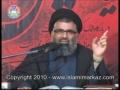 FITNA-E-AKHIR-UZ-ZAMAN -Day 8 -Mohrm1432- Ustad S.Jawad Naqavi -Urdu[Exclusive to ShiaTV]