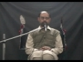 Majlis 7b - Akhlaq e Hasana aur Khulq e Azeem - Agha Haider - 6th Muharrum 1432 - Urdu