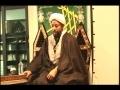 Majlis 4 Muharram 1432 - Rights of Wali over the Ummah - Sheikh Jafar Muhibullah - English
