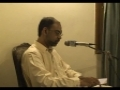 Mauzuee Tafseer e Quran - Insaan Shanasi - Part 22a - 26-Sep-10 - Urdu