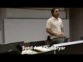 Youm-e-Hussain (AS) 2011 Part 1 - AMZ Speech - Urdu