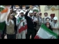 Asian Caravan to Gaza United Anthem Latakia Syria - Persian Hum honge kamyab - URDU