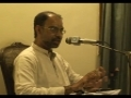 Mauzuee Tafseer e Quran - Insaan Shanasi - Part 25b - 17-Oct-10 - Urdu
