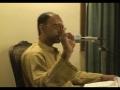 Mauzuee Tafseer e Quran - Insaan Shanasi - Part 26b - 24-Oct-10 - Urdu