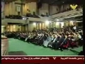 Ahmadinejad comment on Zionists and its reaction - English