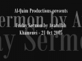 Ayatullah Khamenai - Friday Sermon - 21 Oct 2005 - Urdu