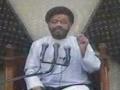 Majlis 6 - 4 Muharram - Life style of Ahlulbait AS (Zindagani-e-Ahlulbait ) - Moulana Zaki Baqri - Urdu