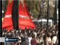 Pakistani Shias Mark Arabeen under High Security - 25 Jan 2011 - English