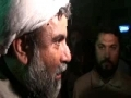 [Lahore Bomb Blast][Arbaeen 2011] H.I. Allama Raja Nasir interviewed by Reuters News reporter - English