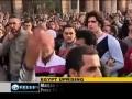 Protesters in Washington back Egypt uprising - 28 Jan 2011 - English