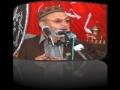 Wahdat Week - Unity Week - Moulana Saleem Chushti- 17 Feb 2011 - Kashmir - Urdu