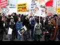 Hundreds gather in Toronto in solidarity with people of Bahrain and Libya - 20feb2011 - english