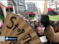 Toronto sees rally in support of Libyans - 27Feb2011 - English