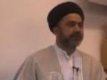 Friday Sermons Syed Abbas Naqvi 11Mar2011- from Woking,UK - English-Arabic