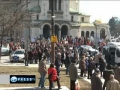 Fuel price hike triggers protest in Bulgaria Sun Mar 13, 2011 8:1PM English