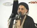 [Majlis 3] Alamaat e Zahoor-e-Mehdi (a.s) - Allama Hassan Zafar Naqvi - 2007 - Urdu