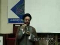 Marriage and Cultural Obstacles - By Maulana Zaki Baqri-Urdu