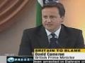 Britain PM: Britain Responsible for Kashmir Conflict - 06Apr2011 - English