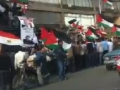 [Raw Video] First Time after Mubarak - Egyptian protest in front of Israeli embassy in Cairo - 08Apr2011 - All Languages