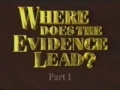 Where does the Evidence Lead part-1? - English