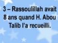 H. Abou Talib et le Saint-Prophete - Francais