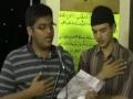 [Noha] Samjhayea Rayyat Zehra Dee Mayyat - by Br. Zain @ Al-Haadi Musalla - Punjabi