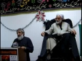 Day 2 -  Lectures by Hujjatul Islam Ustaad Mohsin Qaraati 21st Ramzan 2007 Part 4- Persian & English