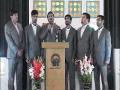 QASEEDA - Jashne Wiladat Imam Ali Ibne Musa Ridha as - 20 Oct 2010 From Haram of Imam - Arabic - Farsi