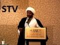40th Annual MSA - Speech By H.I. Jafer Muhibullah - PSG Convention 23-26 Dec 2010 - English