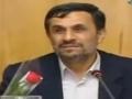 Ahmadinejad: I support the Supreme Leader 100% - May 1,  2011- English