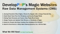 Intro How to Build Custom PHP and MySQL CMS Website Software - English