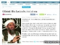 Exclusive: Bin Laden Dead - Hoax Exposed -English