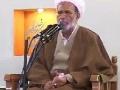 عالم آل محمد ص حجت الاسلام فرزانه حرم امام رضا ع Aalime Aale Muhammad AS - Farsi