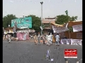 Rally of Sipahe Yazid against revolution in Bahrain HTNEWS report - Urdu