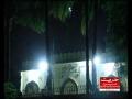 Imam Bargah Sajjadia under attack by Sipahe Yazid - Urdu