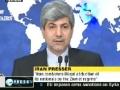 Press Conference Iranian FM spokesman - Ramin Mehman Parast - Press TV- English