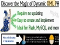 Discover Dynamic XML Flash Photo Gallery PHP Loop Files Tutorial part 1 - English