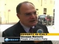Quarter of Italians on verge of poverty - Wed May 25, 2011 2:3AM - English