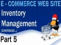 5 E Commerce Website PHP Tutorial Inventory Management Continued - English