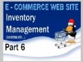 6.E Commerce Website PHP Tutorial Store Inventory Continued - English